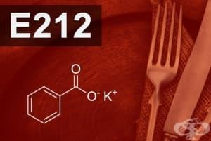 E212 - Калиев бензоат (Potassium benzoate)