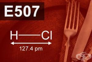 E507 - Солна киселина (Hydrochloric acid)