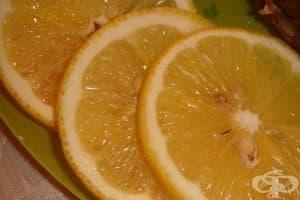 Горчив портокал