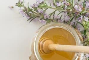 Мед от розмарин
