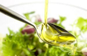 Растително масло, олио