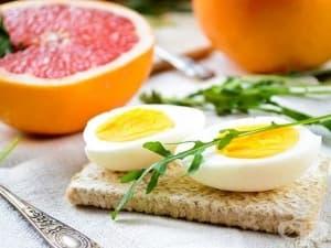 Едноседмична яйчена диета