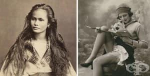 Еталонът за красота при жените от цял свят преди 100 години