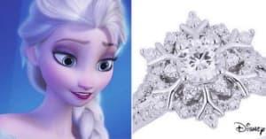 Дисни пусна линия годежни пръстени с изумителен дизайн