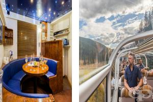 Вижте как изглежда първа класа в 12 влака от цял свят