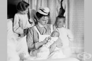 Представи и практики относно кърменето през историята