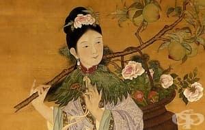 Магу - китайската богиня на здравето и дългия живот