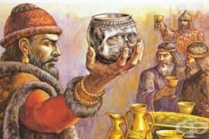 Защо хан Крум вдига наздравица с черепа на Никифор