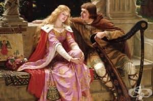 През Средновековието любовната тръпка се счита за истинска болест