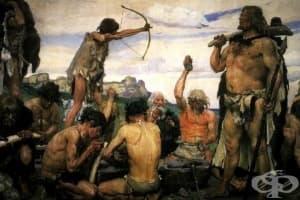 Военен конфликт преди 7000 години за малко не слага край на човешката раса