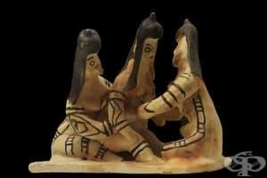 Древни египетски ритуали, свързани с раждането и плодовитостта от 1800 година пр. Хр.