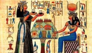 Древноегипетски терапевтични режими за специфични заболявания