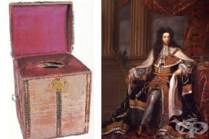 Стюард на нужника - една от най-желаните титли в Англия през Ренесанса