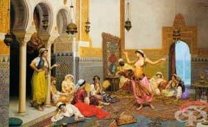 Османският харем: структура и репродуктивна функция