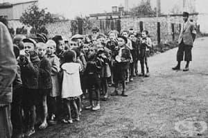 Детският концентрационен лагер в Лодз - едно от най ужасните места в света