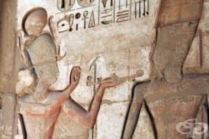 Медицинска употреба на канабиса в древен Египет