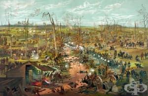 """""""Ангелската светлина"""", излекувала хиляди войници през Гражданската война в САЩ"""