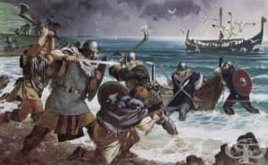 Военната медицина на викингите