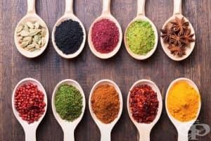 11 подправки, чрез които да намалите консумацията на сол
