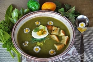 Седем витаминозни супи, засилващи имунната система