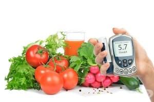 Зеленчуците и диабетът