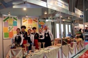 На БУЛПЕК представихме български обредни хлябове - наш преподавател и ученик са жури на тв-състезание по сладкарство : Антоанета Джонева, директор на Софийска професионална гимназия по туризъм