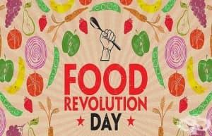 Food Revolution Bulgaria - здравословното хранене да бъде част от живота на всеки и най-вече на децата