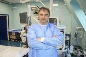 """Д-р Иван Сираков, д.м.: Инвазивната гастроентерология вече е важен акцент в работата на Болница """"Тракия"""""""