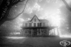 Професор и офталмолог разгадават 100-годишна мистерия около къща, обитавана от духове