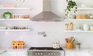 6 замърсени пространства в кухнята, които не трябва да забравяме да изчистим