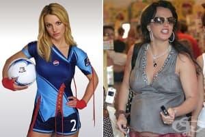 11 красиви знаменитости, които качиха килограми