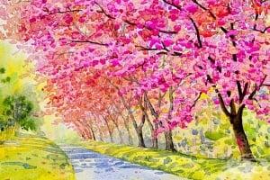 Дървото на любовта – визуално-психологически тест