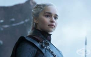 Емилия Кларк за майката на драконите: Щастливият край не е за Денерис. Тя е Таргариен