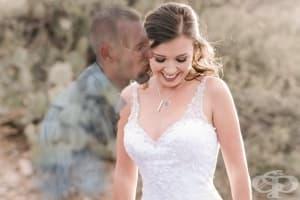 Дори и след смъртта: момиче публикува снимки на несъстоялата си сватба