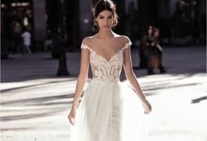 Израелската модна дизайнерка, която преобръща представите ви за красива сватбена рокля