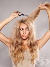 Как сами да подстригваме косата си на степени (снимки + видео)