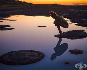 Хармония и ум: Млада жена преодолява психическо разстройство с йога