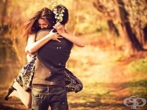 Невидимата нишка между двама души, родени да бъдат заедно