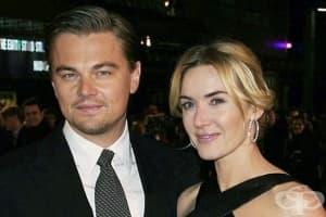 Кейт Уинслет и Леонардо ди Каприо помагат на млада майка с онкологично заболяване