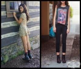 20 модни съвета за това как да носите своите кубинки през есента
