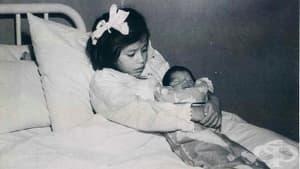 Истинската история на Лина Медина: момичето, което ражда на 5