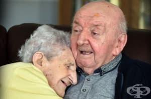 Майчина любов –  майката, която прекарва последните години от живота си в грижи за своя 80 годишен син