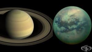 Вижте 15 от най-невероятните снимки, направени от сондата Касини – част 1
