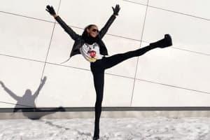 Грозното пате с дългите крака – шведският модел Иа Остергрен  за пътя на промяната и себеуважението