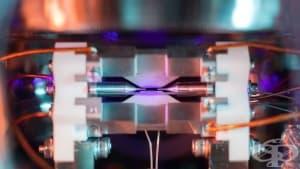 Учени заснеха най-малката невидима градивна частица на материята: атома