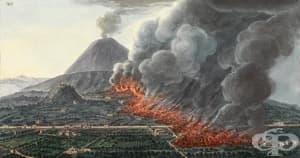 23 интересни факта за Помпей и Везувий