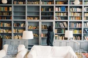 За хората, пристрастени към трупане на книги, има специална дума в Япония