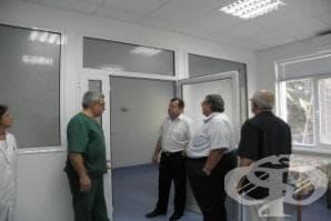 "МБАЛ ""Д-р Стойчо Христов"" в Севлиево с напълно обновено акушеро-гинекологично отделение"