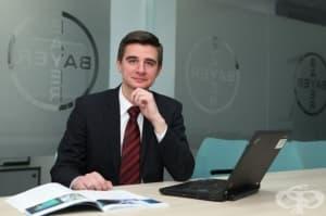 Байер издигна българин на ръководна позиция