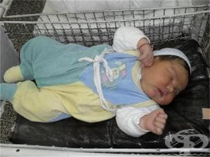 В МБАЛ-Тутракан изродиха бебе с тегло 5,570кг.